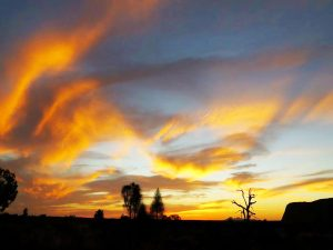 Best Sunset Photo Spots Near Uluru